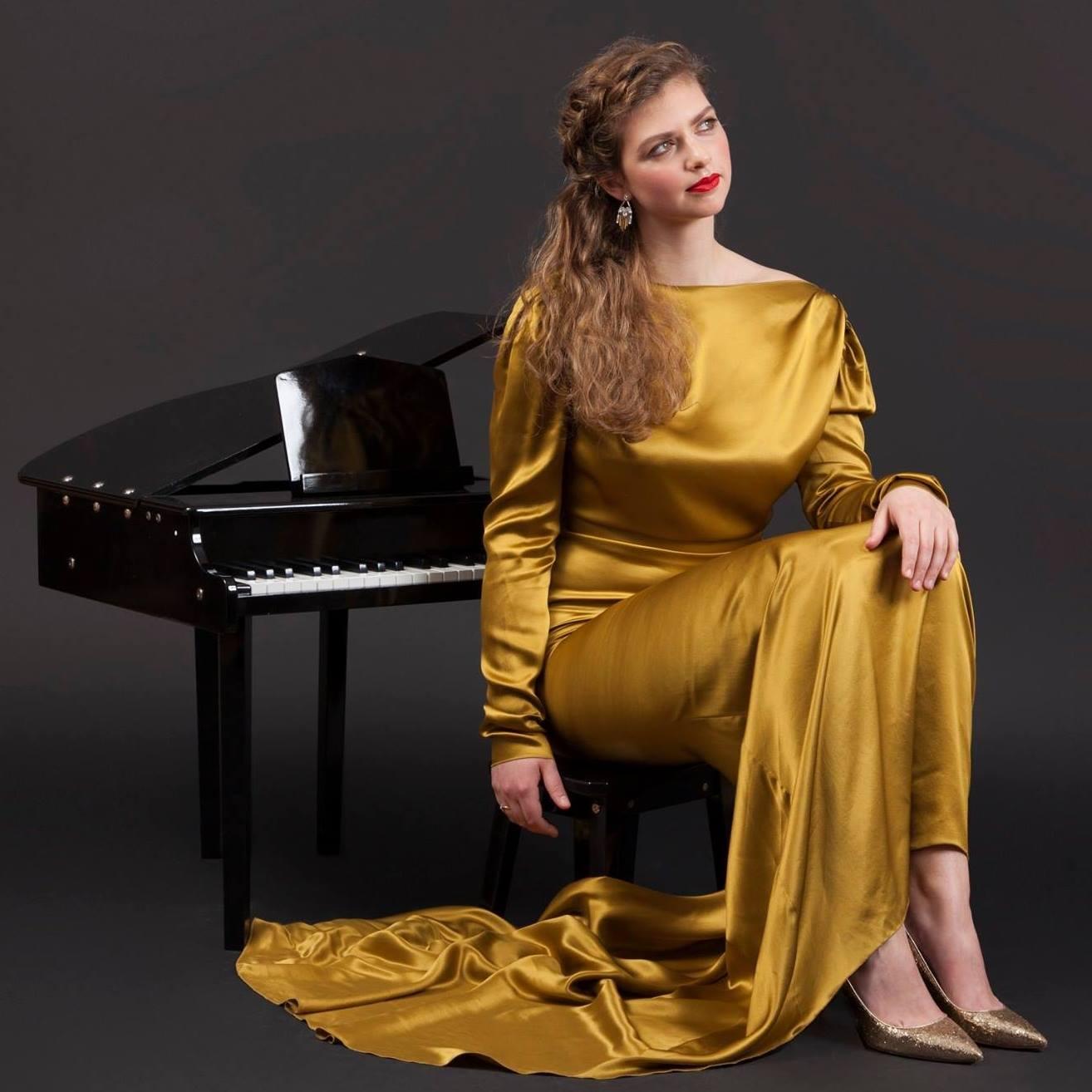 2019年丹麦女钢琴家伊丽莎白.尼尔森